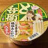 日清のどん兵衛 生姜香る 鶏塩あんかけうどん 食べてみました!生姜で温まる優しい鶏塩うどん!