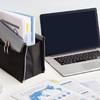 書類の持ち運びに便利!自立するドキュメントバッグ「コクヨKaTaSuドキュメントバッグ」