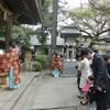 入園奉告祭が行われました。