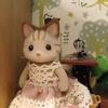 暇つぶしで作ったドレス(シマネコさん)