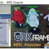 ORK Framework - RPG Engine UnityでRPGツクール? ターン制バトルのロールプレイングゲームを作ろう!