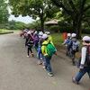 昭和記念公園を出ました。