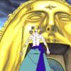 ONE PIECE(ワンピース)186話「絶望への狂想曲 迫り来る空島の消滅!!」