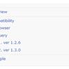 目次の自動生成を行う jQuery.exTOC.js