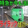 10年ぶりに復活した特急ライラック号で札幌へ! 元「スーパー白鳥」789系の旅【2020-10鉄道最速日本縦断2】