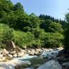 テンカラトリップ釣行記:2017年5月下旬の富山県の片貝川と早月川、北アルプスの隠れた名渓