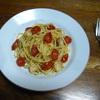 ミニトマトのパスタ②オイルソース