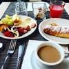 ホテル アフロディーテの朝食 & 寝起きに ローマっ子に見とれる…~ロ-マ・テルミニ駅~