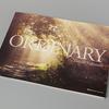 情熱に心を打たれた写真集「ORDINARY」