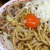 汁なしおいしいよ汁なし from ラーメン二郎環七新新代田店