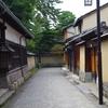 石川の旅(4)〈長町武家屋敷跡〉