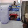 ドリップしたアイスコーヒーを水筒に|氷の量は?作り方保存版