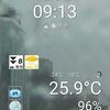 香港の気象情報