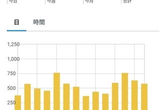 【17709PV】ブログ開設から3年目(36ヶ月目)のアクセス数等について
