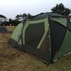 【前編】佐賀県波戸岬キャンプ場。スクリーンドゥーブルでデュオキャンプはじめました。