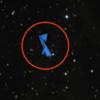 オリオン座付近に未知の宇宙ステーションが発見された!と。