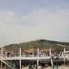 【スペイン・バルセロナ港】港から見えるサグラダファミリアに感動