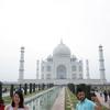 タージマハルへの日帰り旅 インド一人旅 その4
