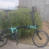 BROMPTON Turkishgreen Black Edition S6E 2021Ver. ROTOR ALDHU in TOYOTA