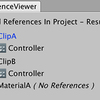 【Unity】unity-reference-viewerを公開しました