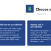 IFTTTのGoogle SpreadSheetアクション その1:新規ROW