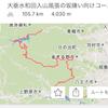 【ロードバイク】外練: 大垂水峠→和田峠→入山峠 70km