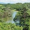 あおばの池(福島県須賀川)