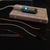 3. Bread Board & LED - Spark Core