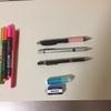 2級建築士試験の設計製図に欠かせない道具は?実際に使った道具を紹介します!