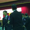 中3息子、2017.03.11東海大相模中等部卒業式クライマックス🌟