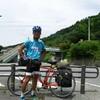 松山へ 50キロ