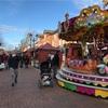 イギリス旅行、ソリフルのクリスマスマーケット