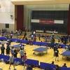 【 試合結果 】第5回  萩オープン卓球大会