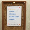 KEYS handmade market、歌でタイ語を学ぶ③、Octaveとピザ会