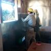 厨房ステンレス→亜鉛板 内壁