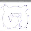 【Unity】ベジェ曲線を学び、実装する