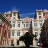 【ジェノヴァ旅行記】4:王宮で豪華な部屋を見学。最後にジェノヴァ水族館