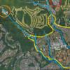 住宅地とゴルフ場と霊園のセット販売