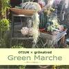 『OTIUM(オティウム)×grenatred(グレナトレド) グリーンマルシェ』 開催!