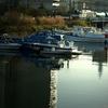 常磐川とEF64
