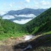 北日高・チロロ岳西峰(1848m)