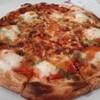 ガストのマルゲリータピザでお昼ご飯
