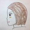 横顔の描き方【初心者】