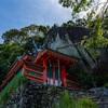 【旅】険しい石段、そして絶景の神倉神社