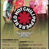 「RED HOT CHILI PEPPERS」のUK ツアーのスペシャルゲストにBABYMETALが決定!!