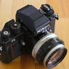 Nikkor-S Auto 50mm f/1.4(Ai改造品)を買った
