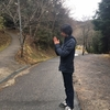 岡山で、不思議な神社へ。