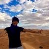 ラクダに乗ってサハラ砂漠を冒険しよう!砂漠の街メルズーガ。〈モロッコ④〉