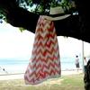 私でなく、私のビーチシックタオルが私の夢を先にかなえる…それはそれで幸せです♡