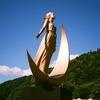 月の女神(山形県鶴岡市)